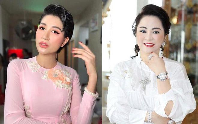 Trang Trần gây bất ngờ khi bênh vực con dâu bà Phương Hằng - người liên tục khiêu chiến với cô-1