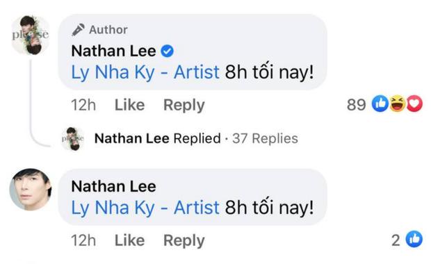 Lý Nhã Kỳ khen Nathan Lee hết lời sau loạt ồn ào làm loạn showbiz, nhắn nhủ điều gì mà khiến netizen tá hoả-3