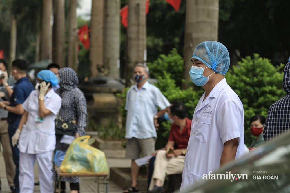 Phong tỏa tòa chung cư tại KĐT Đại Thanh có ca dương tính SARS-CoV-2 liên quan chùm ca bệnh tại Bệnh viện K cơ sở Tân Triều-4