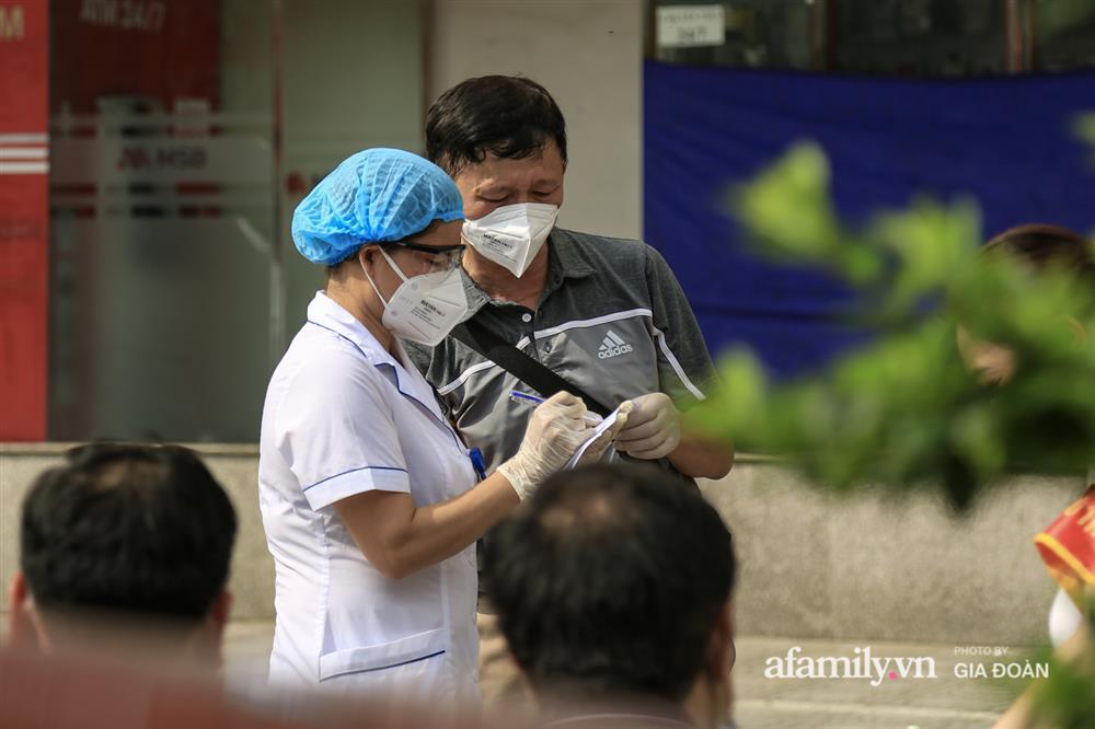 Phong tỏa tòa chung cư tại KĐT Đại Thanh có ca dương tính SARS-CoV-2 liên quan chùm ca bệnh tại Bệnh viện K cơ sở Tân Triều-5