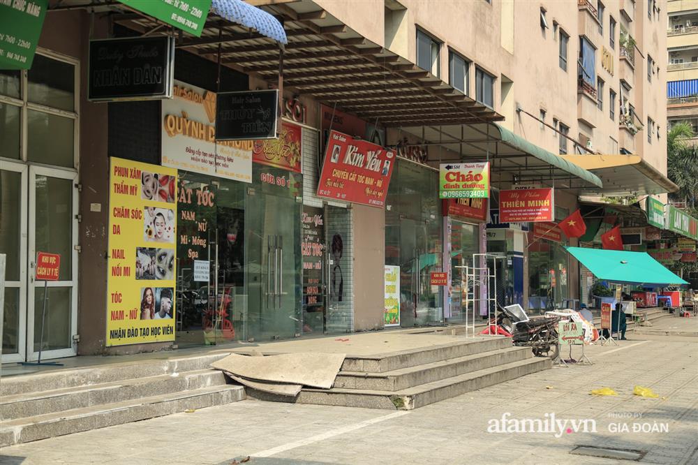 Phong tỏa tòa chung cư tại KĐT Đại Thanh có ca dương tính SARS-CoV-2 liên quan chùm ca bệnh tại Bệnh viện K cơ sở Tân Triều-13
