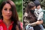 Meghan Markle bị chỉ trích dữ dội vì 'khai thác' con trai quá đà, cộng đồng mạng phải cầu cứu Hoàng gia Anh