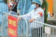 Nam Định: 1 học sinh lớp 6 dương tính với SARS-CoV-2