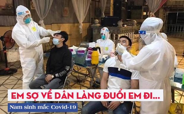 Nam sinh đi bê cỗ mắc Covid-19 ở Bắc Ninh: Nhiều người trách vì làm họ đi cách ly, bạn bè dè bỉu ham tiền giờ rước họa vào thân-1