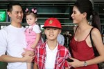 Đằng sau vẻ ngoài 'dữ dằn' của Trang Trần: Âm thầm chăm sóc cậu con trai khuyết tật