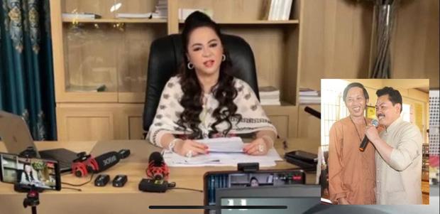 Vợ ông Dũng lò vôi cuối cùng đã hé lộ lý do gọi tên NS Hoài Linh để đấu tố, gây phẫn nộ vì lời lẽ thô tục và thiếu cơ sở-2
