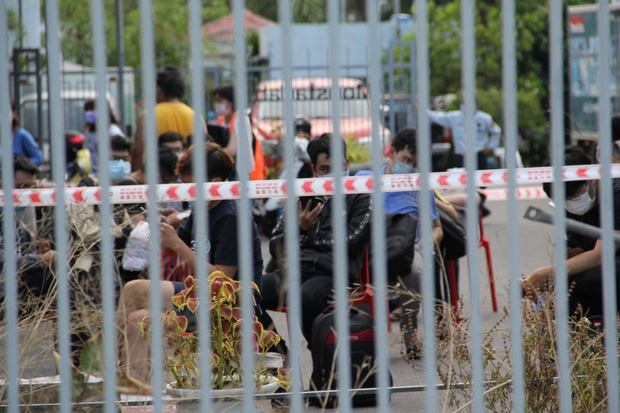Nữ công nhân khu công nghiệp ở Đà Nẵng dương tính SARS-CoV-2, chưa rõ nguồn lây-3