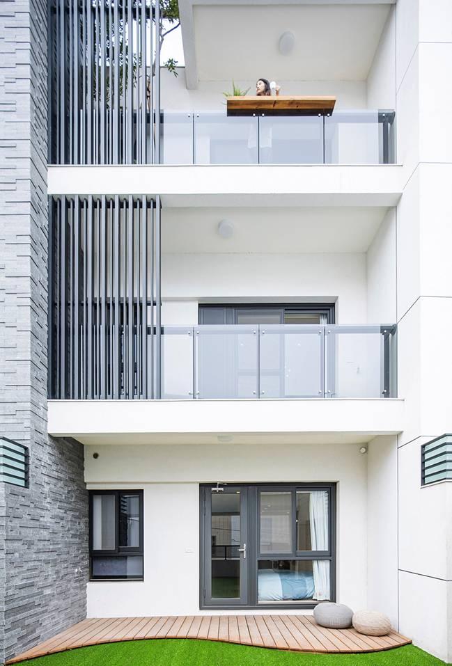 Ngôi nhà lấy ý tưởng thiết kế từ một cái cây lớn với 6 phòng ngủ đơn giản trang nhã, không gian dài, rộng và cao-1