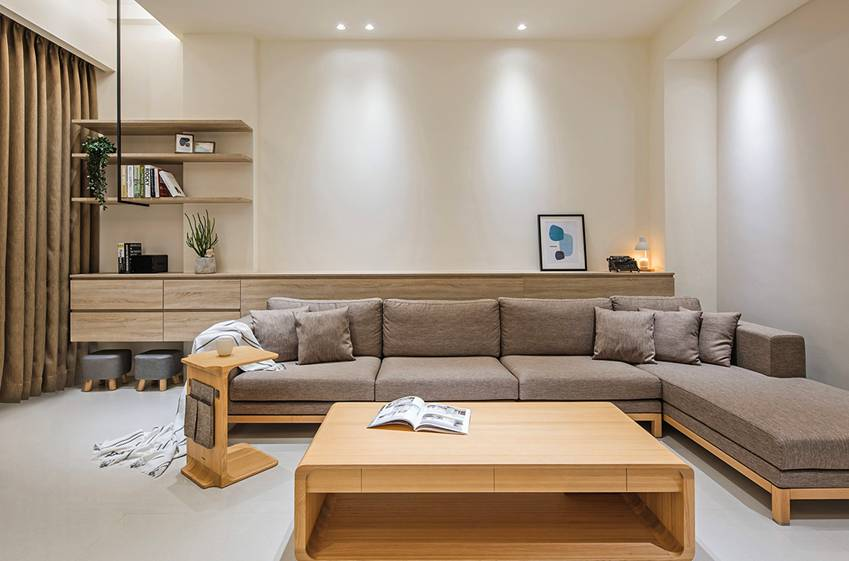 Ngôi nhà lấy ý tưởng thiết kế từ một cái cây lớn với 6 phòng ngủ đơn giản trang nhã, không gian dài, rộng và cao-2