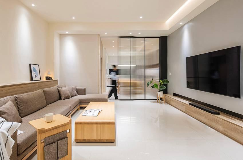 Ngôi nhà lấy ý tưởng thiết kế từ một cái cây lớn với 6 phòng ngủ đơn giản trang nhã, không gian dài, rộng và cao-3