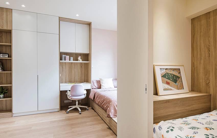 Ngôi nhà lấy ý tưởng thiết kế từ một cái cây lớn với 6 phòng ngủ đơn giản trang nhã, không gian dài, rộng và cao-12