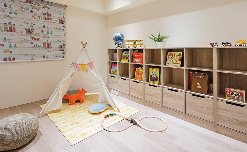 Ngôi nhà lấy ý tưởng thiết kế từ một cái cây lớn với 6 phòng ngủ đơn giản trang nhã, không gian dài, rộng và cao-14
