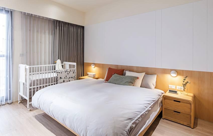 Ngôi nhà lấy ý tưởng thiết kế từ một cái cây lớn với 6 phòng ngủ đơn giản trang nhã, không gian dài, rộng và cao-16