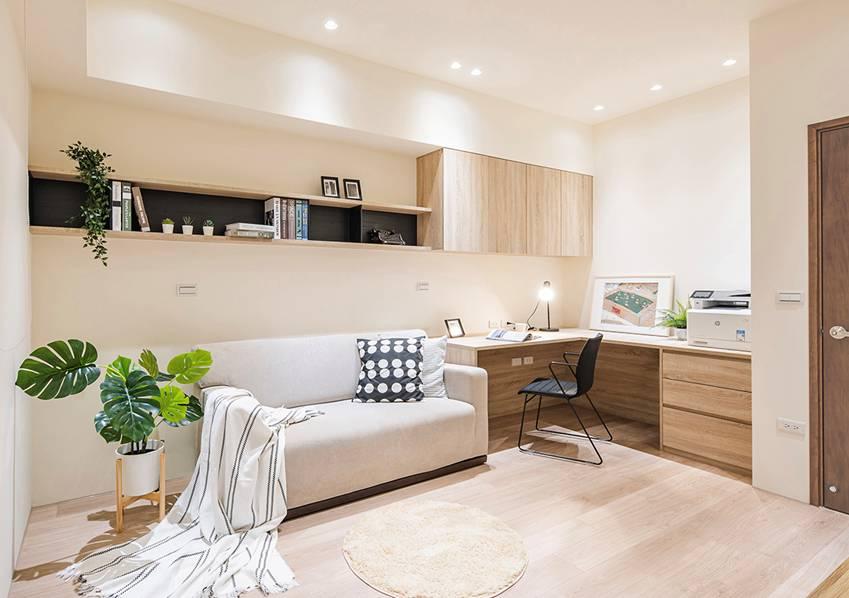 Ngôi nhà lấy ý tưởng thiết kế từ một cái cây lớn với 6 phòng ngủ đơn giản trang nhã, không gian dài, rộng và cao-19