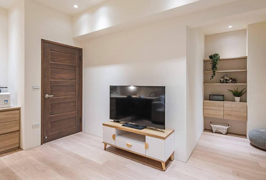 Ngôi nhà lấy ý tưởng thiết kế từ một cái cây lớn với 6 phòng ngủ đơn giản trang nhã, không gian dài, rộng và cao-20