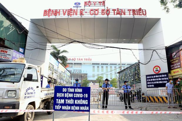 Điều gì xảy ra bên trong 2 tâm dịch Covid-19 ở Hà Nội: Tình hình của chúng tôi không phức tạp như nhiều người nghĩ-3