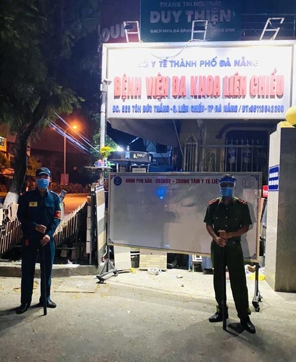 Đà Nẵng tạm dừng hoạt động 1 bệnh viện vì phát hiện ca dương tính SARS-CoV-2 liên quan Khu công nghiệp An Đồn-2