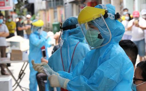 Người mẫu ảnh dương tính với SARS-CoV-2 đi nhiều nơi ở Đà Nẵng, Hội An-1