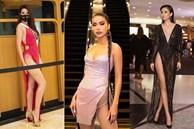 6 người đẹp Việt khiến cư dân mạng 'thót tim' vì diện váy xẻ quá cao