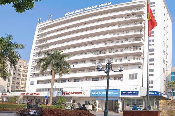 Bệnh viện Thanh Nhàn chính thức thông tin về nữ nhân viên vệ sinh dương tính với SARS-CoV-2-1