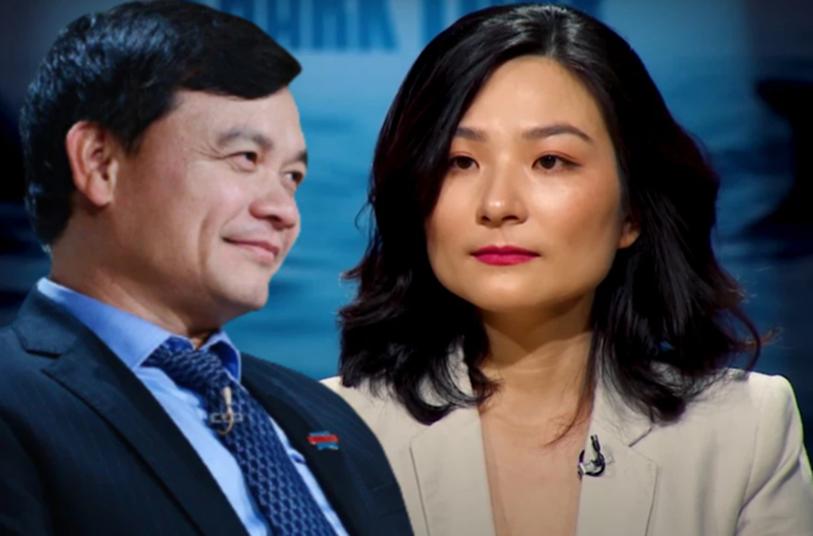 Lùm xùm việc Shark Phú bị dân mạng chỉ trích vì đầu tư chỉ chăm chăm vào ngoại hình của nữ start-up và lần đầu tiên người trong cuộc lên tiếng-1