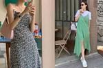 Để diện váy hai dây xịn đẹp level cao nhất, chị em hãy ngắm 12 set đồ này của gái Hàn