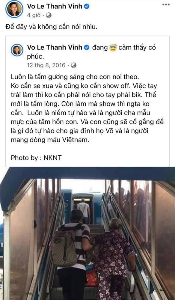Cuối cùng con trai NS Hoài Linh cũng có động thái giữa lúc bố vướng vào thị phi với đại gia Phương Hằng-1