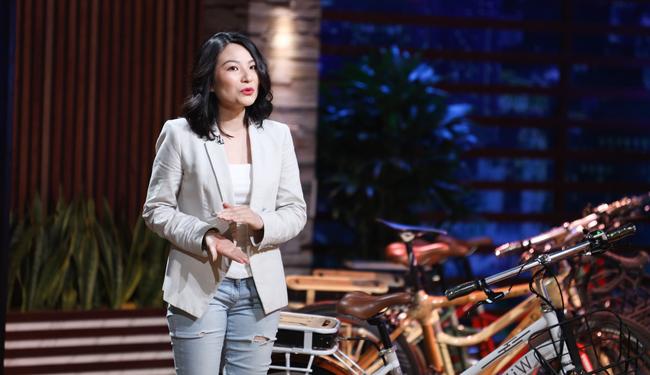 Thu Hằng - nữ CEO làm Shark Tank dậy sóng: Cùng chồng đi gọi vốn, tiết lộ cái bắt tay với Shark Phú chưa đủ để mình thành công-1