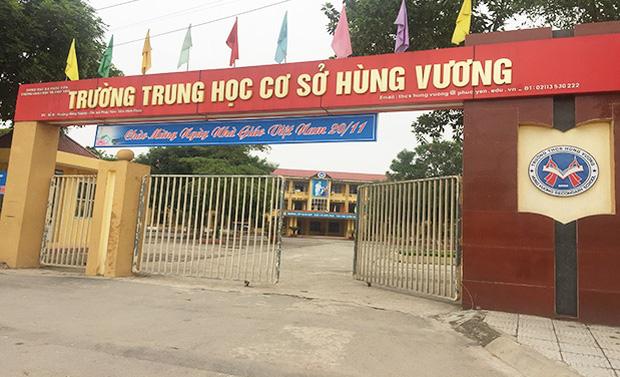 Nhiều giáo viên, học sinh ở Vĩnh Phúc phải cách ly tập trung tại trường-1