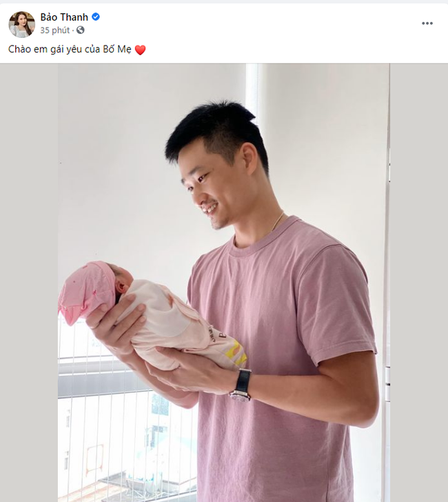 Bảo Thanh Về nhà đi con đã hạ sinh con thứ 2, tiết lộ luôn giới tính em bé-1