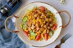 Nắng nóng gay gắt, mỗi ngày tôi đều làm món salad này mang đi làm, ăn vừa ngon mát lại giúp giảm cân hiệu quả