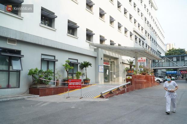 Bệnh viện Hữu Nghị: Test nhanh dương tính, 2 vợ chồng Giám đốc Hacinco mới nói từng đi Đà Nẵng-1