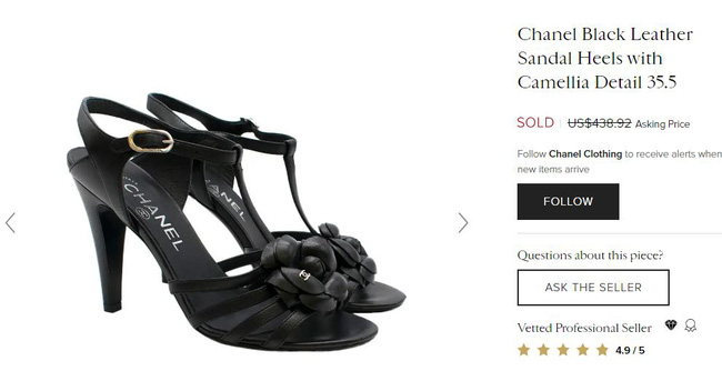 Đi vào vết xe đổ của Hà Hồ, Lệ Quyên diện sandals Chanel vẫn kém sang chỉ vì chi tiết này-2