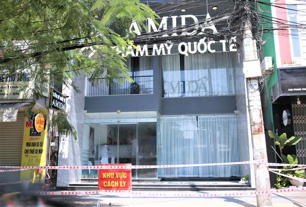 Tiết lộ lý do khởi tố vụ án vi phạm phòng chống dịch tại thẩm mỹ viện AMIDA ở Đà Nẵng-1