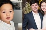 Hiếm lắm Đặng Thu Thảo mới khoe ảnh quý tử: Gần 1 tuổi đã trộm vía bảnh như soái ca nhí, lộ đặc điểm giống hệt chị gái