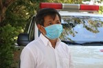 Ông Đoàn Ngọc Hải bị sốt 38 độ C khi đang ở Mường Lay, xe chuyên dụng đưa về tỉnh để xét nghiệm Covid-19