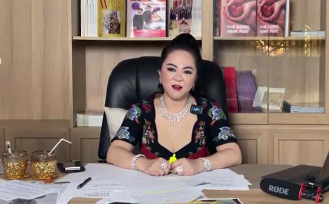 6 nghệ sĩ bị bà Phương Hằng livestream khiêu chiến, chỉ trích nặng nề, lôi cả chuyện đời tư-1