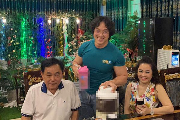 Gym chúa Duy Nguyễn khoe cuộc gặp gỡ với vợ chồng ông Dũng lò vôi, ẩn ý chuyện bà Phương Hằng sẽ sớm gặp Nathan Lee?