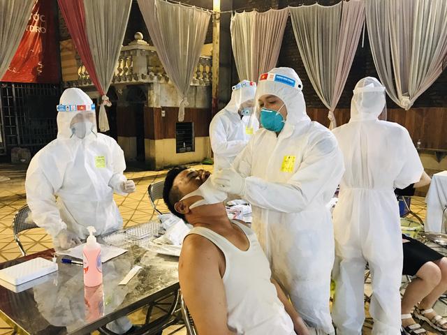 Bắc Ninh vừa ghi nhận thêm 21 ca dương tính với SARS-CoV-2-1