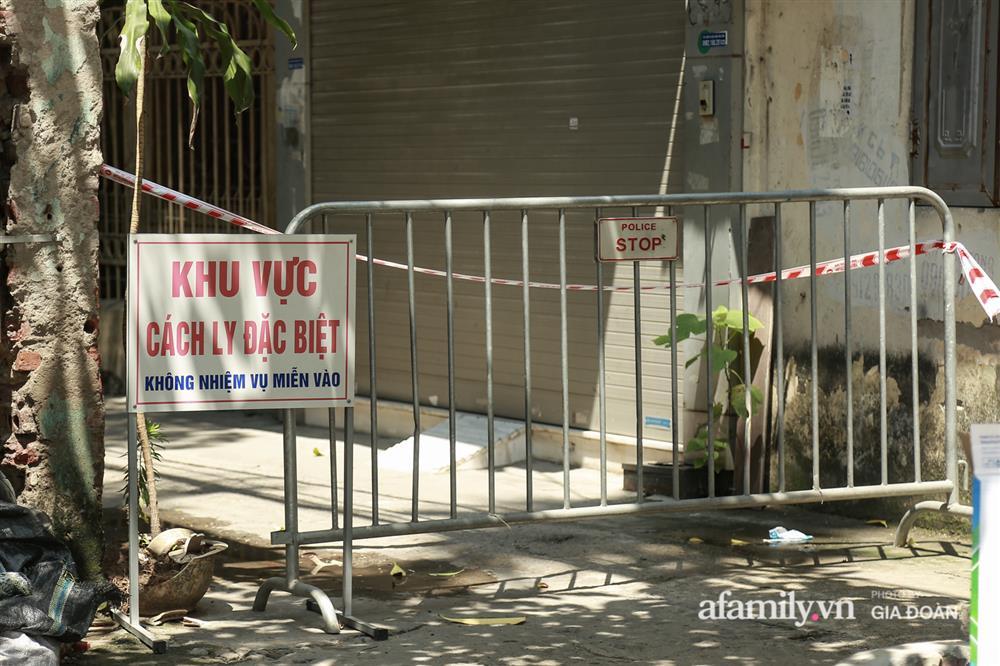 Hà Nội phong tỏa khu dân cư ở Nguyễn Xiển có ca dương tính SARS-CoV-2 là F1 của vợ Giám đốc Hacinco-2