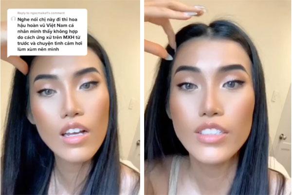Gái Việt 26 tuổi từng yêu tỷ phú 72 tuổi phản dame khi bị chê không hợp đi thi Hoa hậu vì lùm xùm tình cảm-3