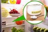 Bỏ baking soda vào tủ lạnh, hôm sau mở ra bạn sẽ thấy điều kỳ diệu bất ngờ