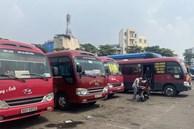 KHẨN: TP.HCM yêu cầu xe khách, taxi không dừng và đón trả khách tại vùng có dịch từ 0h ngày 15/5
