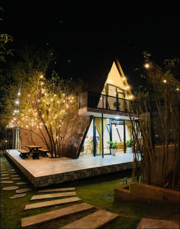 Chàng trai trẻ Đà Lạt tự thiết kế nhà bungalow thơ mộng bình yên, tiết kiệm thời gian chi phí vẫn hiện đại, đầy đủ tiện nghi-2