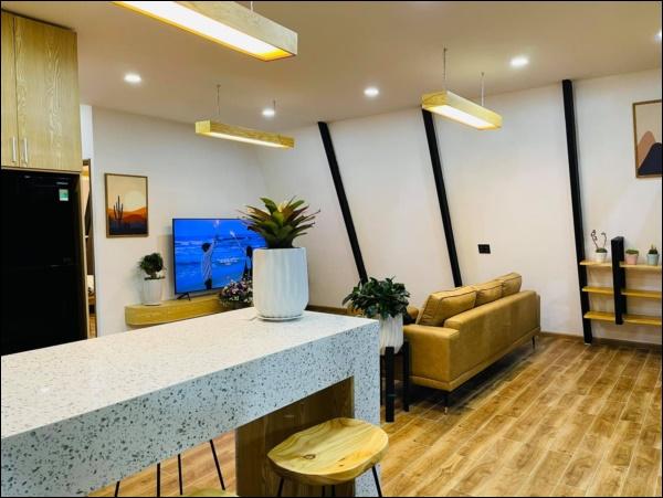 Chàng trai trẻ Đà Lạt tự thiết kế nhà bungalow thơ mộng bình yên, tiết kiệm thời gian chi phí vẫn hiện đại, đầy đủ tiện nghi-4