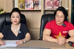 """Bà Phương Hằng đột nhiên bật khóc trên livestream, tiết lộ tỷ phú Hoàng Kiều - người yêu cũ Ngọc Trinh """"từng cho ông Yên rất nhiều tiền"""""""