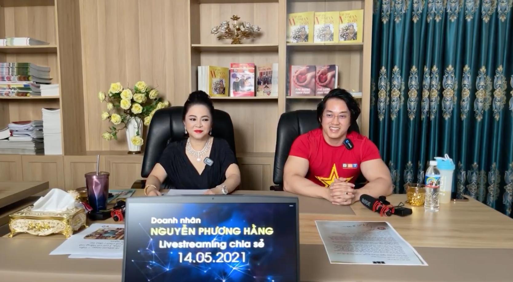 """Bà Phương Hằng đột nhiên bật khóc trên livestream, tiết lộ tỷ phú Hoàng Kiều - người yêu cũ Ngọc Trinh từng cho ông Yên rất nhiều tiền""""-3"""