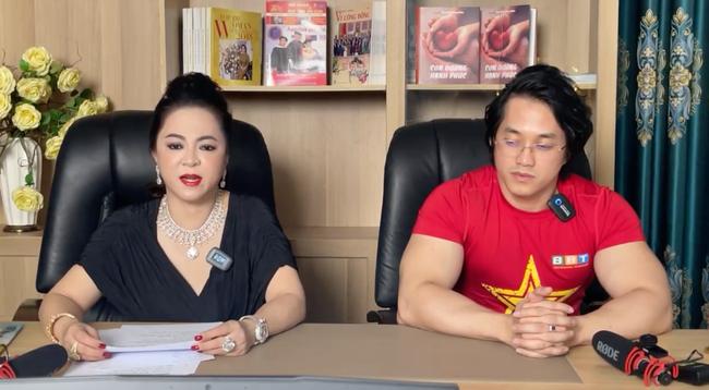 """Bà Phương Hằng đột nhiên bật khóc trên livestream, tiết lộ tỷ phú Hoàng Kiều - người yêu cũ Ngọc Trinh từng cho ông Yên rất nhiều tiền""""-1"""