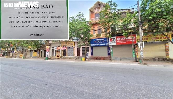 Ổ dịch lớn nhất Bắc Ninh vắng lặng chưa từng thấy trong cao điểm chống COVID-19-3