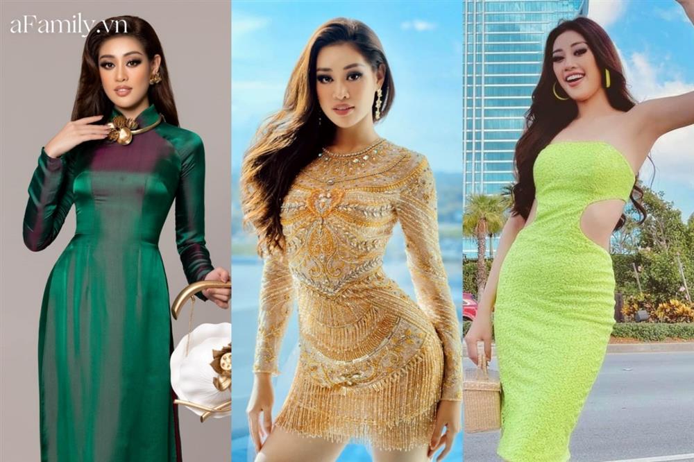 3 chiến thuật thời trang cao tay của Khánh Vân tại Miss Universe: Dân tình vừa tự hào lại vừa đồng cảm-1